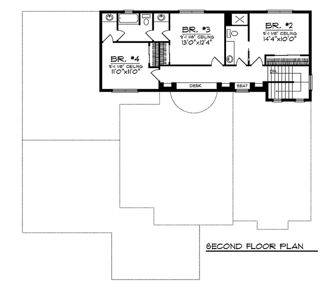 Tuscan plan 88205 floor plan tuscany homes Tuscan home floor plans